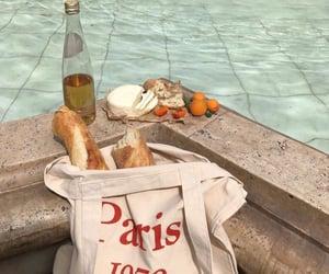 bread, food, and paris image
