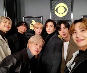 grammy and bts image