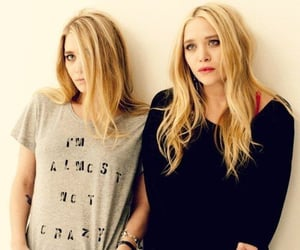 ashley olsen, twins, and blonde image