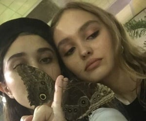lily rose and lily rose depp image