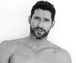 man, actor, and black and white image