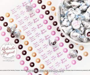 doughnut, etsy, and themed party decor image