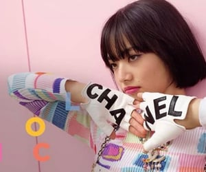 actress, chanel, and japanese image