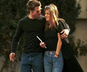 Jennifer Aniston, love, and brad pitt image