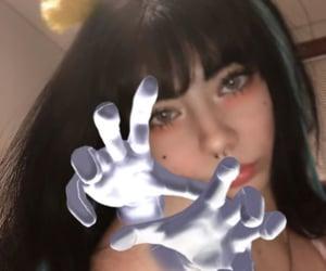 anime, emo, and Emo girls image