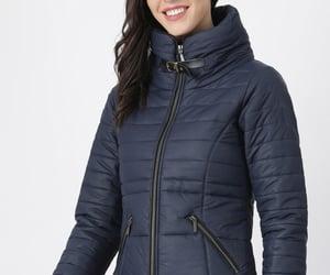 jacket, winterwear, and womenfashion image