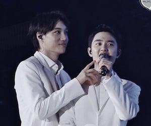 exo, kai, and do kyungsoo image