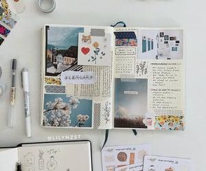 art, art journal, and ideas image