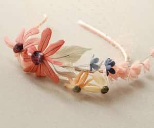 birdcage veil, etsy, and flower halo image