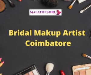 female, cosmetologist, and fashion makeup image