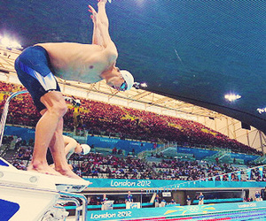 Michael Phelps and olympics 2012 image