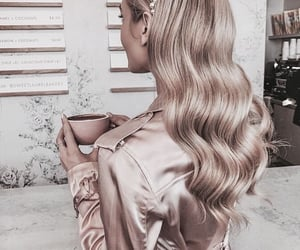 hair, luxury, and beauty image