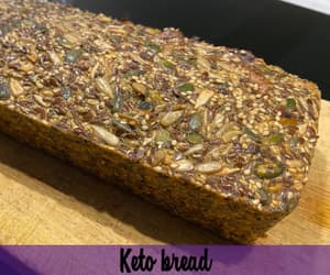 rye bread, baking, and bread image