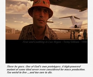 Fear and Loathing in Las Vegas, frames, and god image