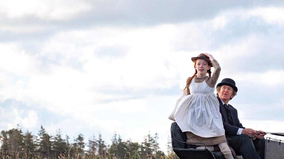 19th century, tv show, and anne shirley image