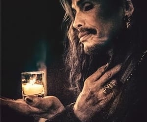 aerosmith, candle, and music image