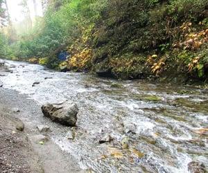 adventure, alaska, and hiking image