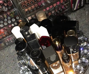 beauty, my makeup, and makeup collection image
