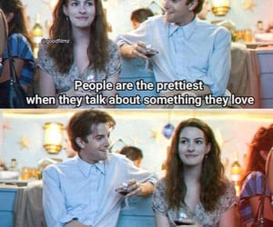 Anne Hathaway, love, and quotes image