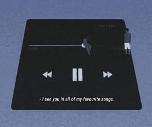 couple, music, and Relationship image
