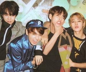 boys, yoongi, and taehyung image