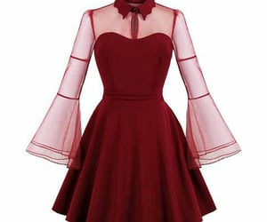 beautiful, dresses, and pretty image