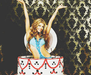 cake and fergie image