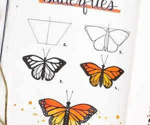 doodles, bullet journal, and bujo ideas image