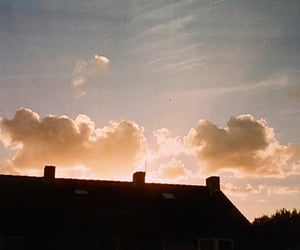 clouds, analogue, and sky image
