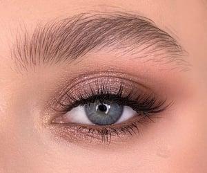 eyeshadow, fashion, and makeup image