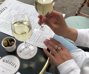 drink and champagne image