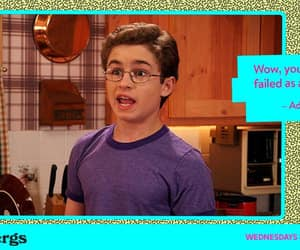 fail, sean giambrone, and mother image