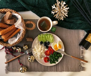 breakfast, delicious, and design image
