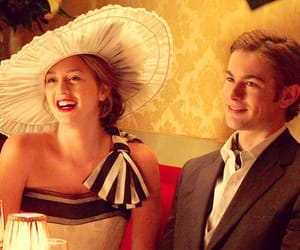blair waldorf, Chace Crawford, and gossip girl image