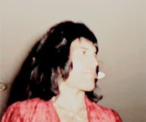 Freddie Mercury, rock, and singer image