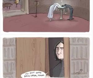 fanart, harry potter, and hogwarts image
