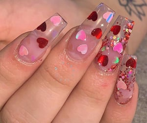 nails, aesthetic, and tumblr image