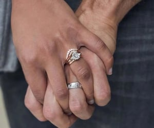couple, goals, and hand in hand image