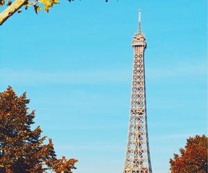 eiffeltower, paris, and photos image