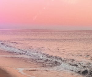 aesthetic, background, and pink image