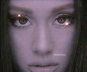 glitter and ariana grande image