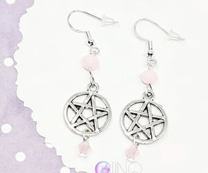 gothic jewelry, fairy kei, and pastel goth image