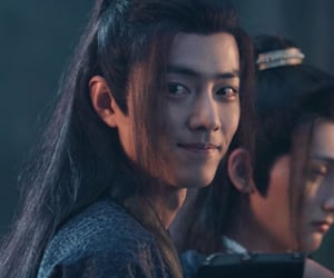 the untamed, wei ying, and wei wuxian image