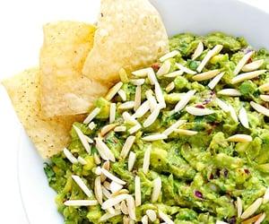 vegan and guacamole image