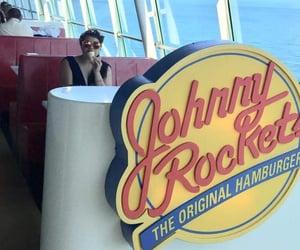 ice cream, johnny rockets, and tumblr idea image