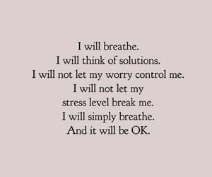 quotes, breathe, and solution image