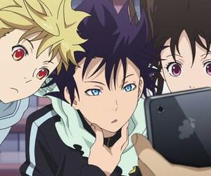 anime, hiyori, and yukine image