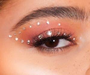 brilho, carnaval, and makeup image