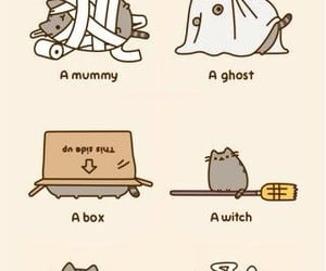 costume, pusheen, and cute image