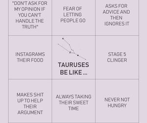 taurus and zodiac signs image